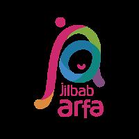 Jilbab Arfa logo